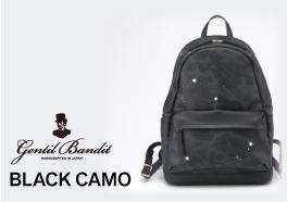 Gentil Bandit BLACK CAMO