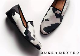 DUKE+DEXTER シューズ