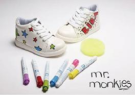 mr. monkies スニーカー