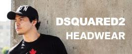 DSQUARED2/Headwear